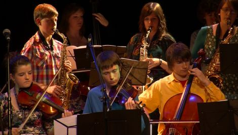 The Harris Playfair Trad Big Band Project