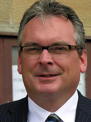 SIC chief executive Alistair Buchan