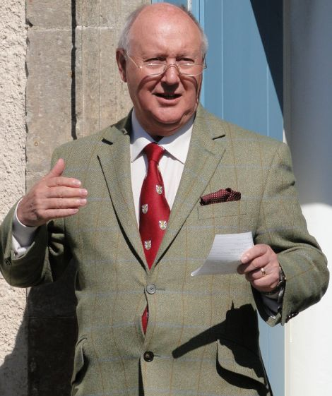 Sir Kenneth Calman