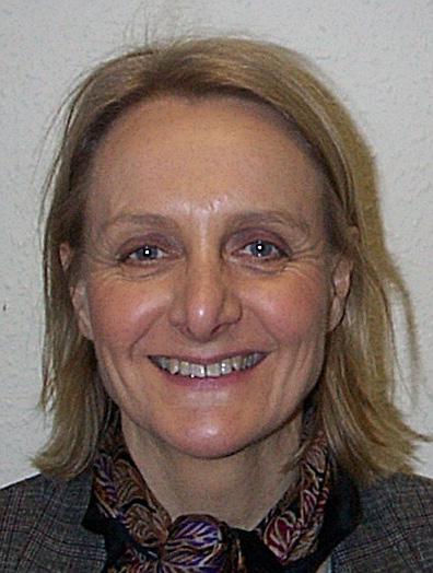 NHS Shetland's new chief dental officer Pippa Arbon