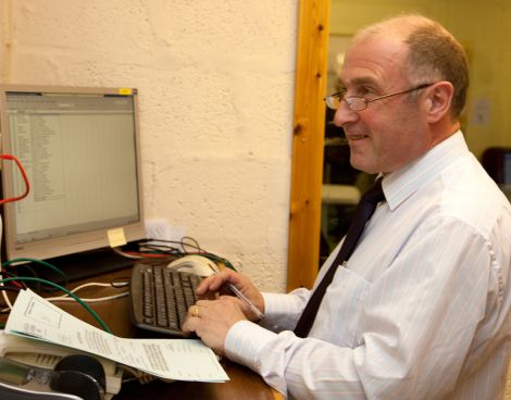 Alan Donald