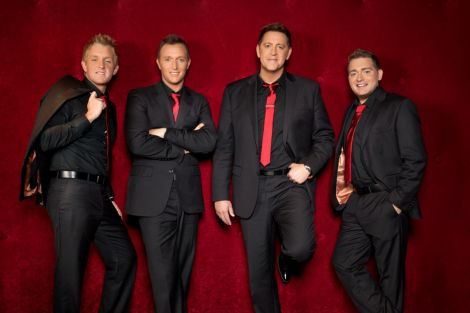 Ernie Haase and Signature Sound will be playing a second Shetland gig in May next year.