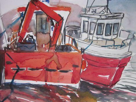 Boats - by Rob Colclough