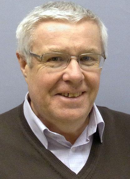 Councillor trsutee Theo Smith