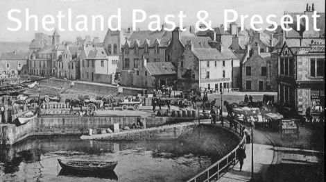 Shetland Past and Present, a Facebook phenomena