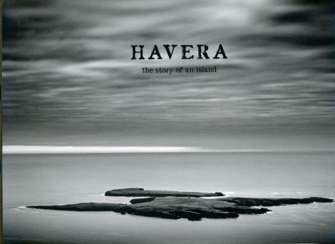 The island of Havera - Book cover: Mark Sinclair