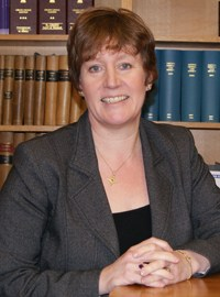COPFS chief executive Catherine Dyer