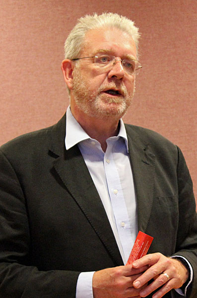 Scottish cabinet secretary for educatiion Mike Russell.