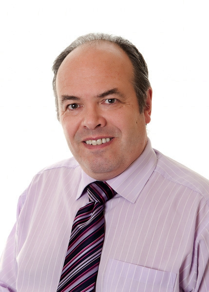 Jeff Goddard is leaving Shetland Charitable Trust where he has been financial controller for the past 10 years. Photo SCT