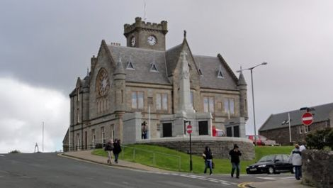 Lerwick Town Hall will be packed on Wednesday morning when protesting parents descend from rural Shetland.
