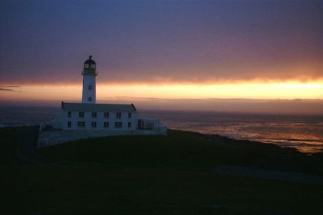 Fair Isle is one of eight locations included in the project.