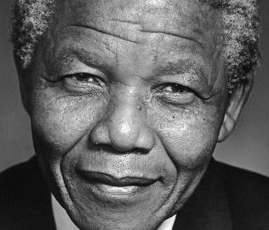 Nelson Mandela, who died aged 95 last week.