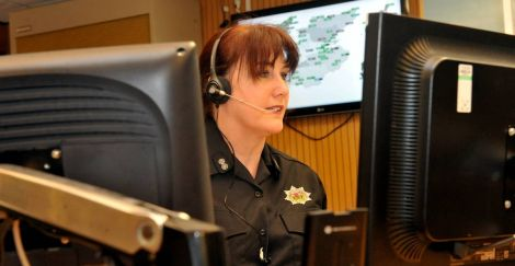 The Inverness fire control room is to close following Thursday's decision - Photo: SFRS