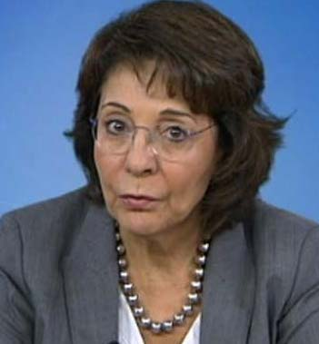 EU fisheries commissioner Maria Damanaki