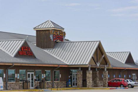 The Black Gold Casino and travel park in Duson, Louisiana