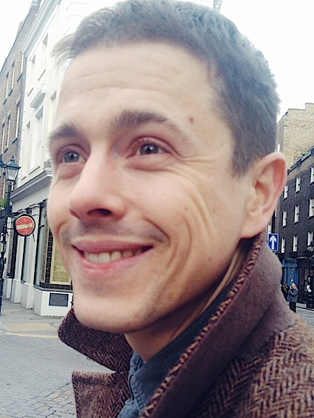 Shetland born Jordan Ogg now lives and works in Edinburgh.