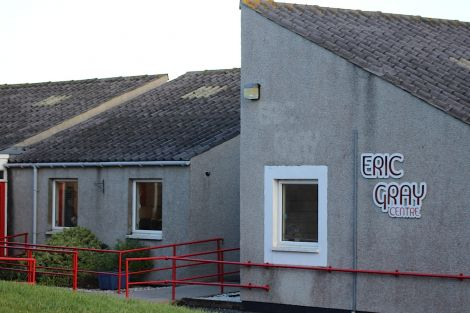 Demand for the Eric Gray centre is forecast to increase considerably in the next 25 years.