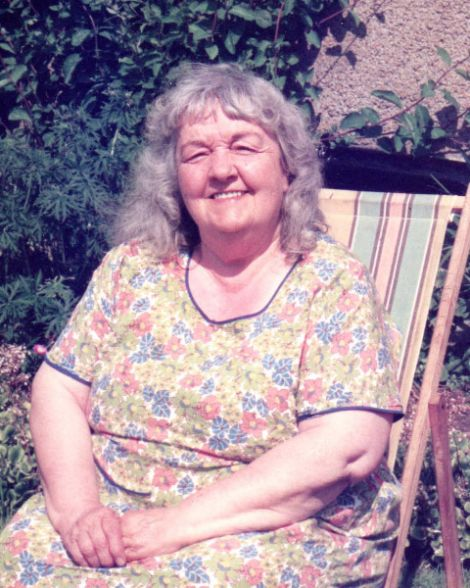 Rhoda Bulter.