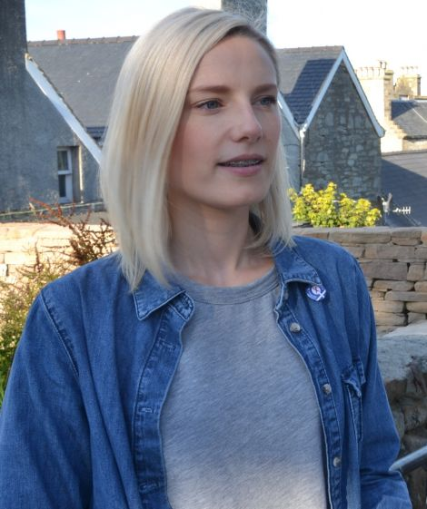 Campaigner Louise Thomason is hopeful the renewed clamour for social justice will outlast the referendum campaign. Photo: Shetnews