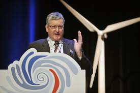 Scottish minister for business, energy and tourism Fergus Ewing