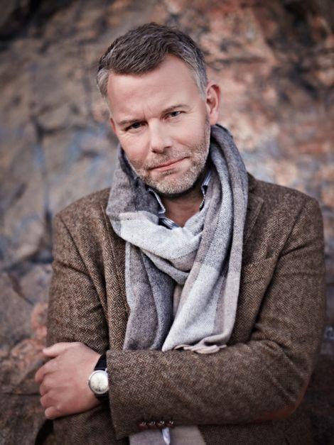Swedish author Arne Dahl.