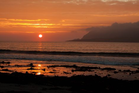 Local observers think it is unlikely the sun will set on Alistair Carmichael's reign as MP in May. Photo: David Paul