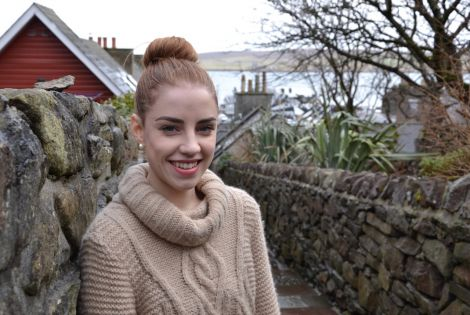 """Lisa Ward describes her experience on The Voice as """"surreal"""". Photo: Shetnews/Neil Riddell"""