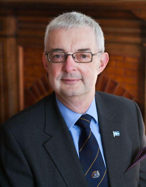 SIC chief executive Mark Boden.