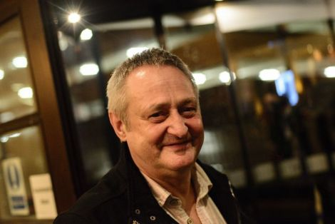 The late Davie Henderson. Photo: Sean Purser