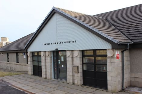 Lerwick Health Centre. Photo: Shetnews