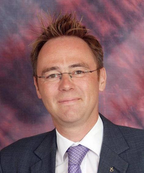 Minister for learning Alisdair Allan