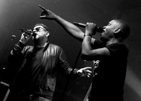 Chart-topping 90s group Black Grape, fronted by Happy Mondays' Shaun Ryder, are to visit Shetland this summer having recently reunited.