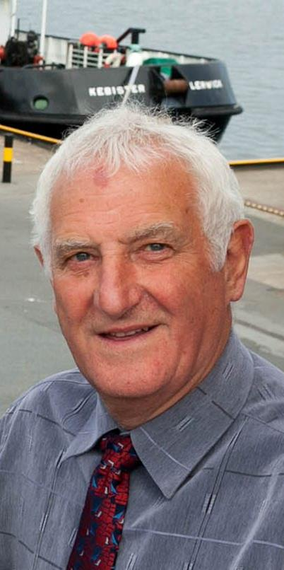Local businessman Harry Jamieson has died at the age of 71.