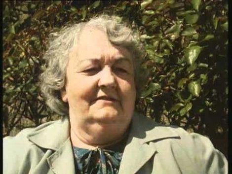 Shetland poet, the late Rhoda Bulter