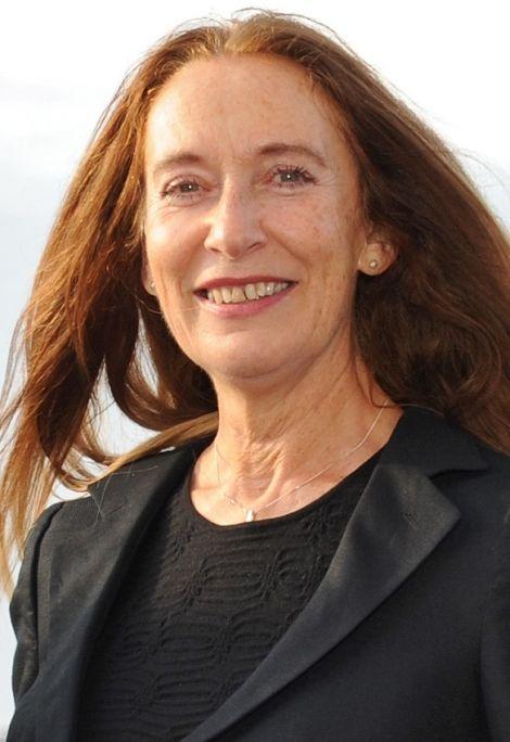 Shetland College acting principal Irene Peterson