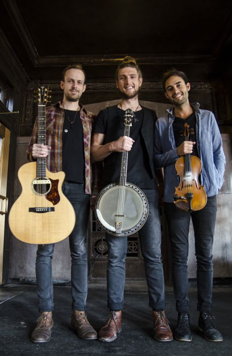 The East Pointers from Canada come to Shetland after touring Australia.