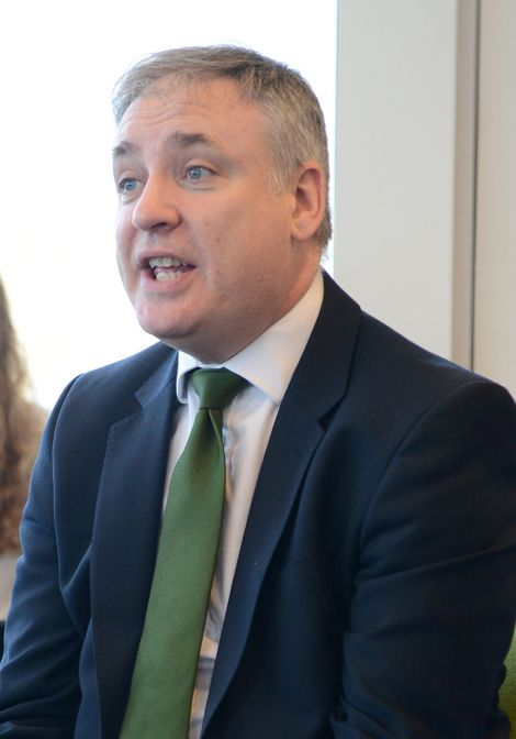 Agriculture minister Richard Lochhead, pictured on a visit to Shetland, is under further pressure over delays to payments for crofters and farmers.
