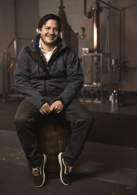 The Shetland Distillery Company has doubled its workforce with new recruit Marc Watson.