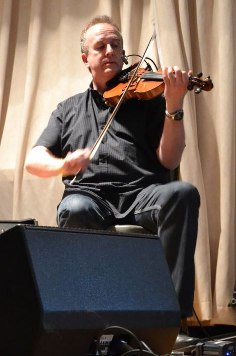 Caithness fiddler Gordon Gunn. Photo: Shetnews