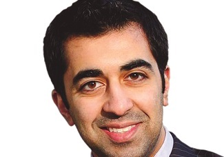 New transport and islands minister Humza Yousaf