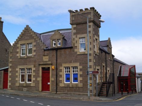 Is there a future for the Garrison Theatre? - Photo: Shetland Arts