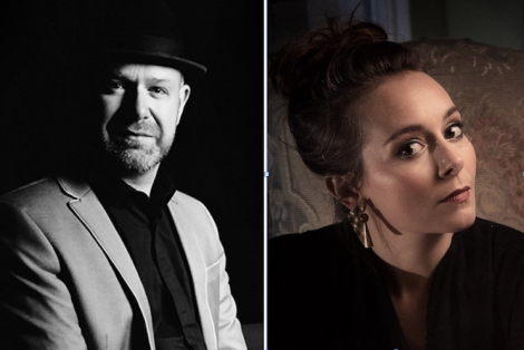 Pianist Neil Georgeson and soprano Anna Dennis offered music new and old, conventional and unconventional