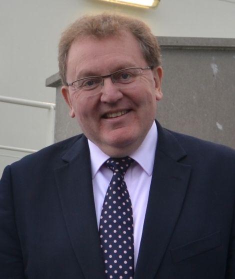Scottish secretary of state David Mundell - the only Tory MP in Scotland. Photo: Shetland News