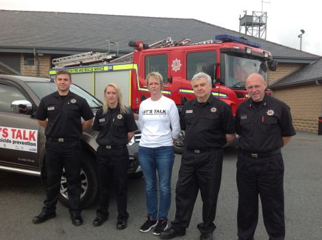 Awareness sessions have also been held with watch managers of the local fire service, with Smith due to visit all stations in the remainder of the year.