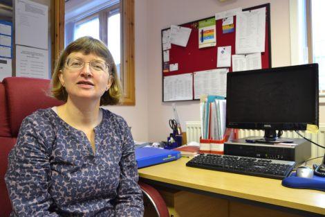 CAB manager Karen Eunson said the outreach programme has proved popular.