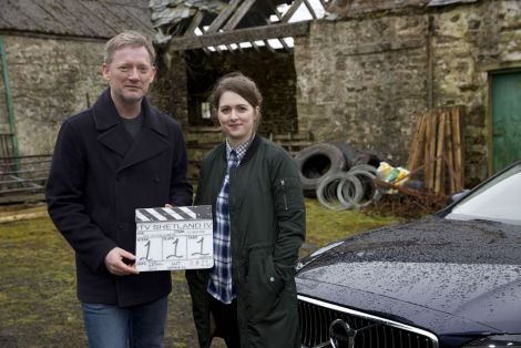 Filming on the fourth series has already started and it will head to Shetland for the duration of May. Photo: BBC