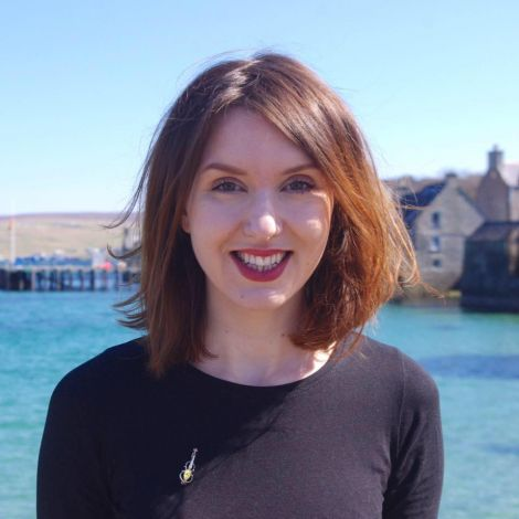 Twenty five year old SNP candidate Miriam Brett, who has been working as a senior economic adviser for the party.