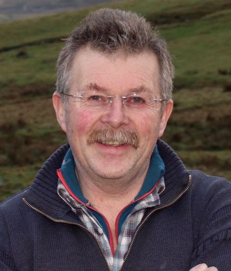 SLMG chairman Ronnie Eunson