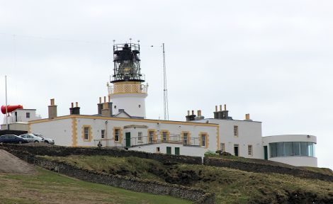The refurbished Sumburgh lighthouse visitor centre is one of the trust's flagship projects.