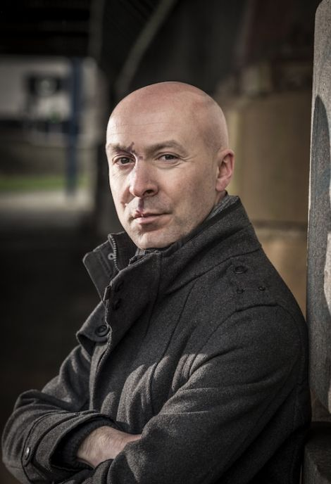 Christopher Brookmyre has written a number of highly successful crime novels featuring investigative journalist Jack Parlabane. Photo: Chris Close